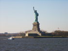 The statue of liberty (New York City, New York - USA, 2003). Click to enlarge